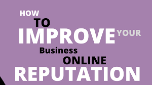Business Online Reputation
