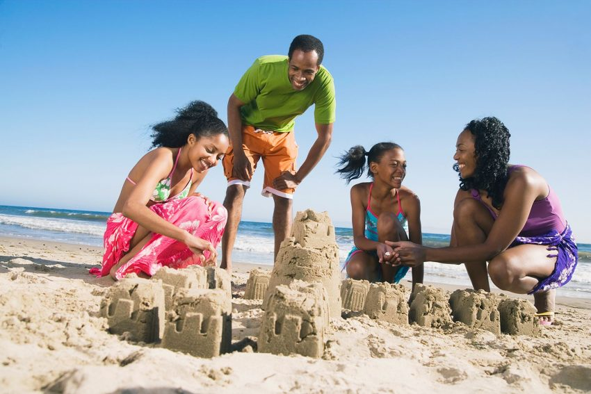 Cool Ways Kids Can Enjoy the Beach