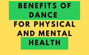 Benefits of Dance for Older People