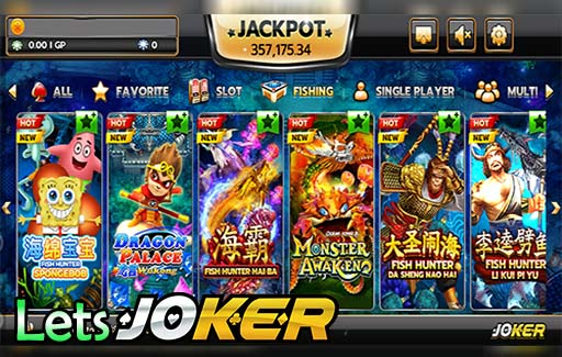 Joker 123 Slot machine