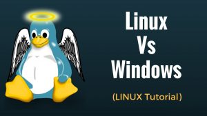 five Advantages Of Using Linux Over Windows