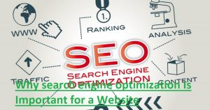 Why search engine optimization Is Important for a Website